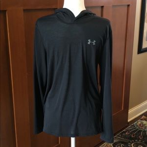 Men's lightweight UA Threadborne hoodie
